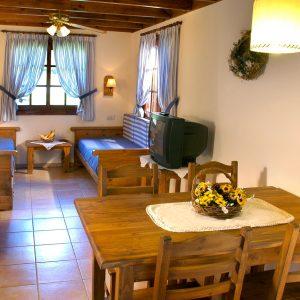 Cabanas para 4 personas Standard Steinhaus