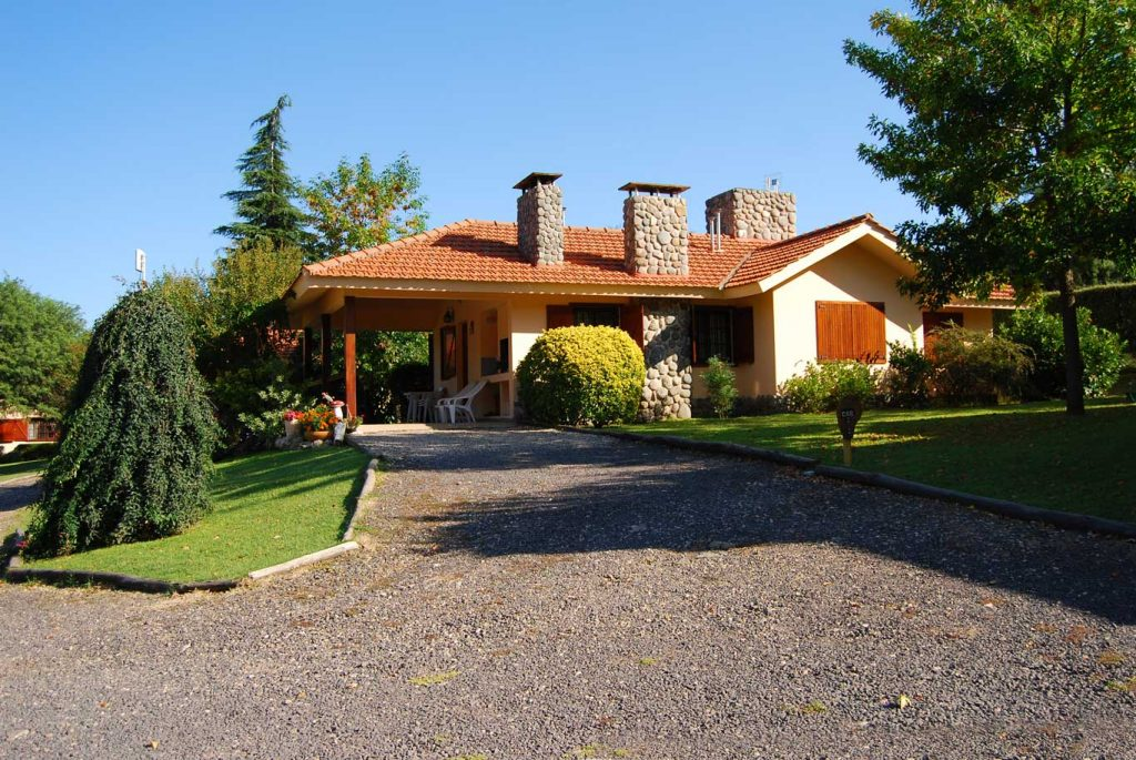Cabañas Steinhaus Villa General Belgrano