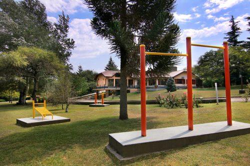 Servicios y Parque Cabañas Steinhaus